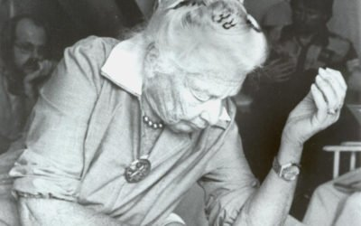 Chi è Ida P. Rolf